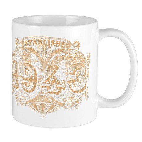 Established 1943 Mug