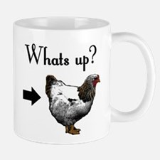 chickenbutt copy Mugs