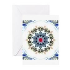 Unique Abstract Greeting Cards (Pk of 20)
