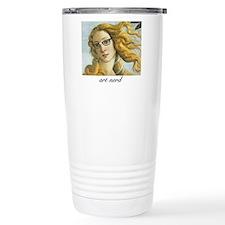 A born art nerd. Travel Mug