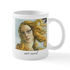 A born art nerd. Small Mugs