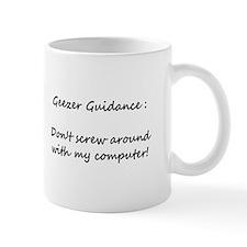Small Geezer Guidance Mug #11