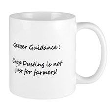 Small Geezer Guidance Mug #10