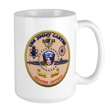 USS Jimmy Carter SSN 23 Mug