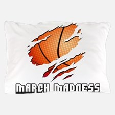 march madness Pillow Case