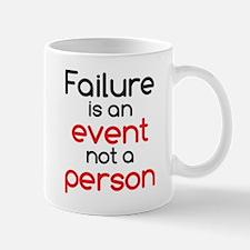 Failure is not a Person Mug