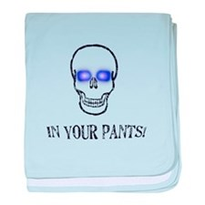 In Your Pants baby blanket