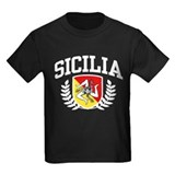 Sicilian Kids T-shirts (Dark)