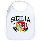 Sicilia Cotton Bibs
