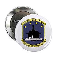 USS Hampton SSN 767 Button
