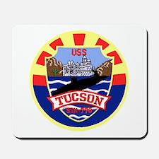 USS Tucson SSN 770 Mousepad
