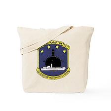 USS Hampton SSN 767 Tote Bag