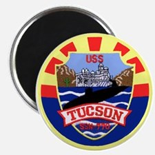 USS Tucson SSN 770 Magnet