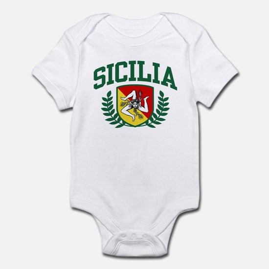 Sicilia Infant Bodysuit