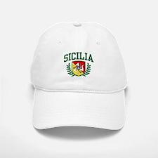 Sicilia Baseball Baseball Cap