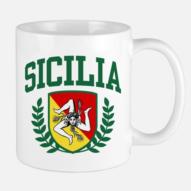 Sicilia Small Mugs