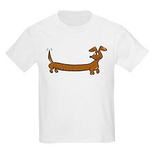 Doxie - Dachshund Cartoon T-Shirt