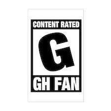 GH Fan Decal
