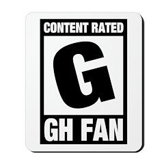 GH Fan Mousepad