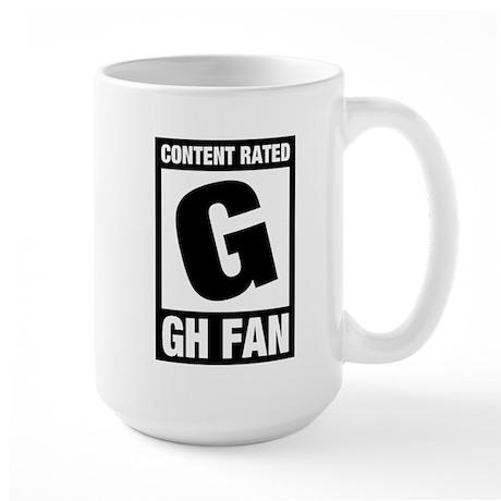 GH Fan Large Mug