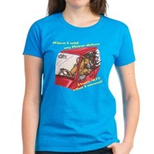 My Horse Drives Tee