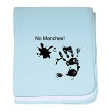 No Manches! baby blanket