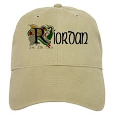 Riordan Celtic Dragon Baseball Baseball Cap