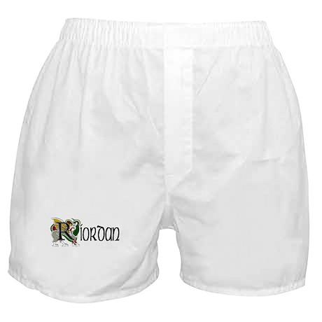 Riordan Celtic Dragon Boxer Shorts