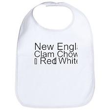 Clam Chowder Bib
