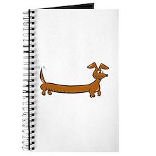Doxie - Dachshund Cartoon Journal