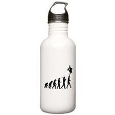 Skateboarding 2 Water Bottle
