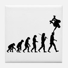 Skateboarding 2 Tile Coaster