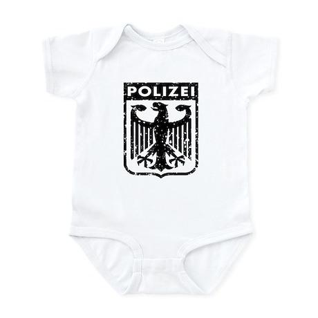 Polizei Infant Bodysuit