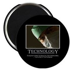 """EMR Technology 2.25"""" Magnet (100 pack)"""