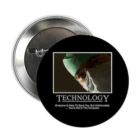 "EMR Technology 2.25"" Button (100 pack)"