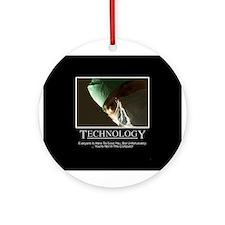 EMR Technology Ornament (Round)