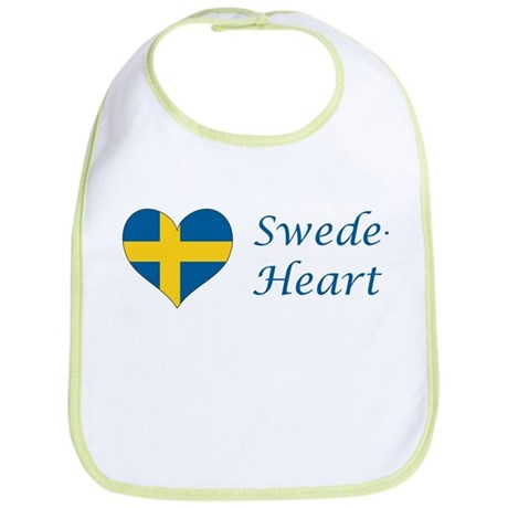 Swede-Heart Bib