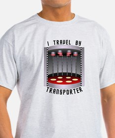 I Travel by Transporter T-Shirt