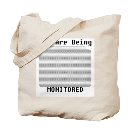 Anti-Snooper Tote Bag
