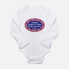 Funny Zero Long Sleeve Infant Bodysuit