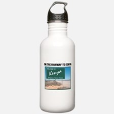 Funny Citizenship Water Bottle