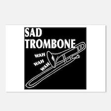 Sad Trombone Postcards (Package of 8)