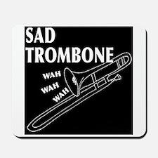 Sad Trombone Mousepad