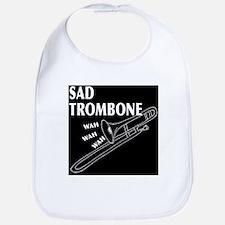 Sad Trombone Bib