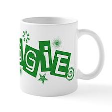 Green Veggie Mug