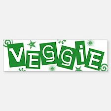 Veggie Bumper Bumper Sticker