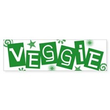 Veggie Bumper Sticker