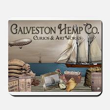 Galveston Hemp Co. Mousepad
