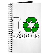 I Heart Hybrids Journal
