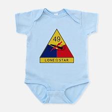 Lone Star Infant Bodysuit